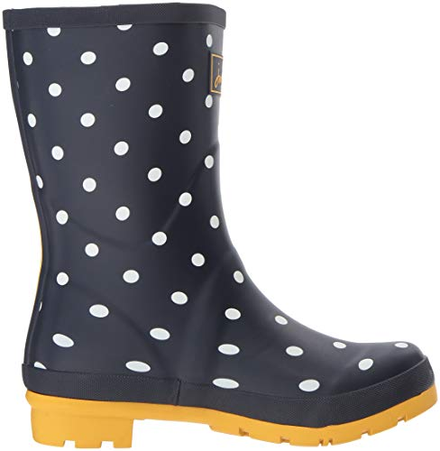 Marine Femme Bottes French Beau Spot Fnavspt Tom French Joule Mollywelly Pluie de Blau Navy Bloom X8f0q