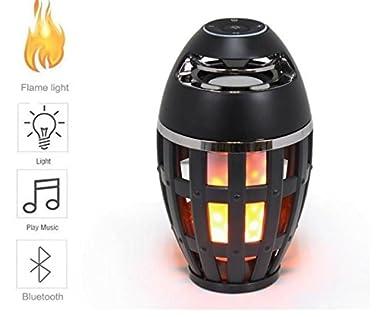 Set di lampadine ad energia solare da appendere colore nero