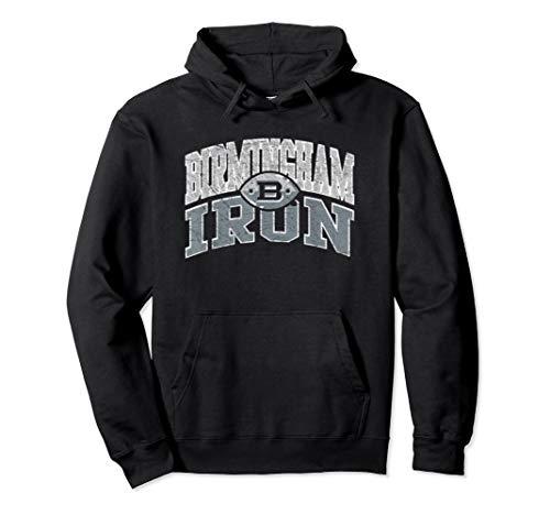 (Vintage Birmingham Football Iron Shirt Men Women)