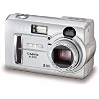 Minolta Dimage E223 2.1MP Digital Camera w/ 3x Optcial Zoom Noticeable Review Image
