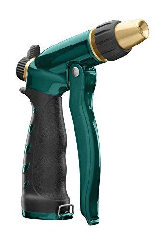 Nozzle Trigger Adjustable - Orbit 56777 Front Trigger Adjustable Nozzle, Green