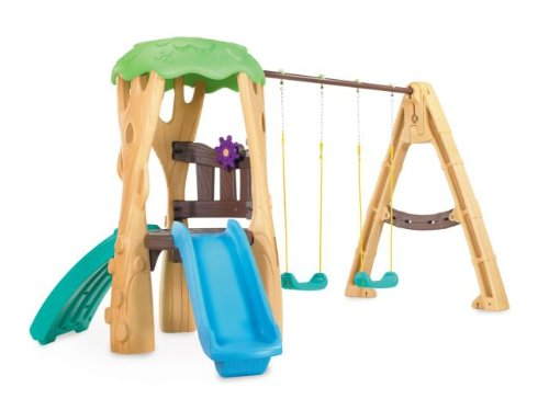 Little Tikes Tree House Swing Set by Little Tikes (Image #2)