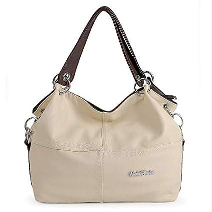 69d58477169e Amazon.com: DingXiong Women Crossbody Bags Versatile Handbags Soft ...
