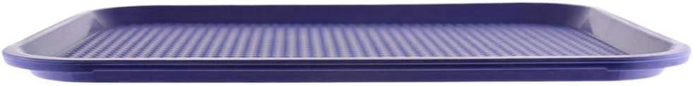 Color Azul Zodiac 31/x 41/cm Bandeja de Comida R/ápida
