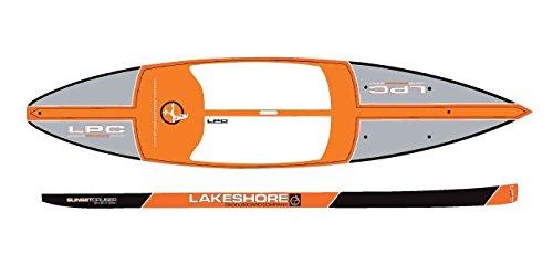 Lakeshore Sunset Cruiser Stand Up Paddle Board