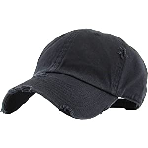 Funky Junque Dad Hat Adjustable Unstructured Polo Style Low Profile Baseball Cap