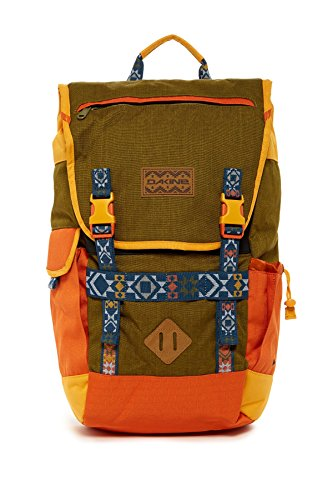 Dakine Ledge Front Flap 25 Liter Backpack with Laptop Sleeve