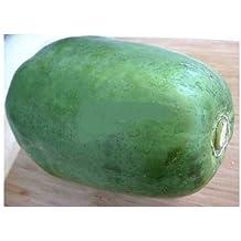 Fresh green papaya 3-4 lbs