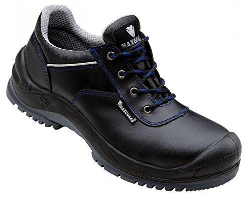 Maxguard C310Colin Zapatilla de Negro Reflex S3 - negro