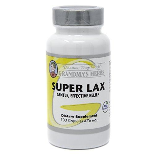 Grandmas Herbs Effective Natural Laxative product image