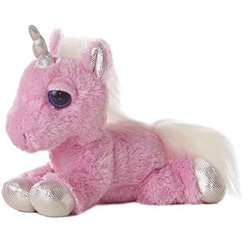 Amazon.com: Aurora World Dreaming of You Plush Unicorn