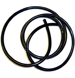 RC Silicone Fuel Line Oil Tube Fuel Pipe Gas Engine Nitro Engine Glow 100mm