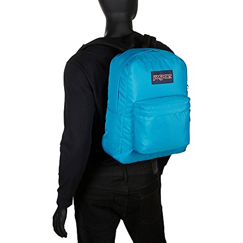 JanSport Superbreak Backpack- Sale Colors (Rainbow Tie Dye)