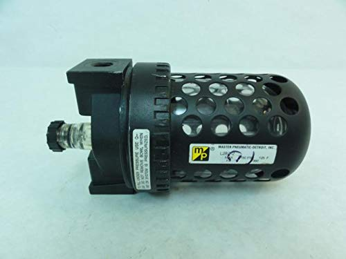 Master Pneumatic L28D-2 Pneumatic Filter, 150PSI, 1/4