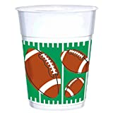 The Big Game Plastic Party Cups