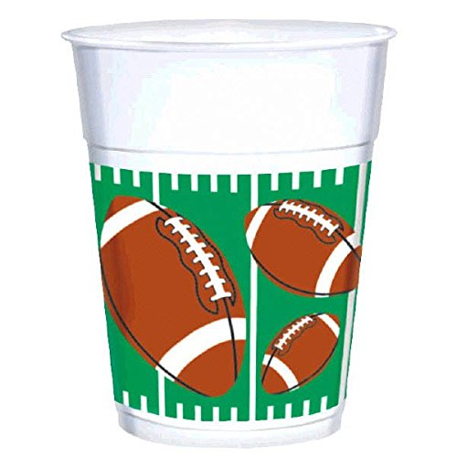Review Of The Big Game Plastic Party Cups