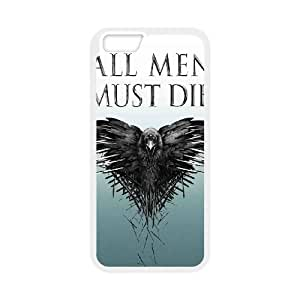 iphone6 4.7 inch Phone Case White Game of Thrones HUX303921