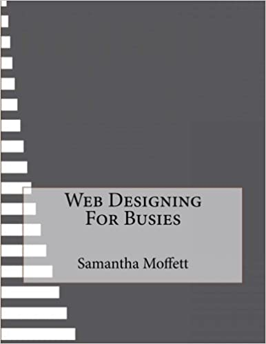 Book Web Designing For Busies