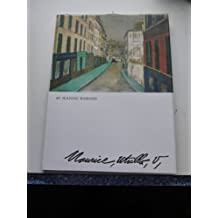 MAURICE UTRILLO CROWN ART LIB (Crown Art Library) by Jeanine Warnod (1984-09-11)