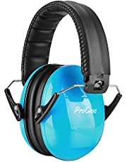 ProCase Kids Noise Cancelling Safety Ear Muffs Headphone Hearing Protection –Blue