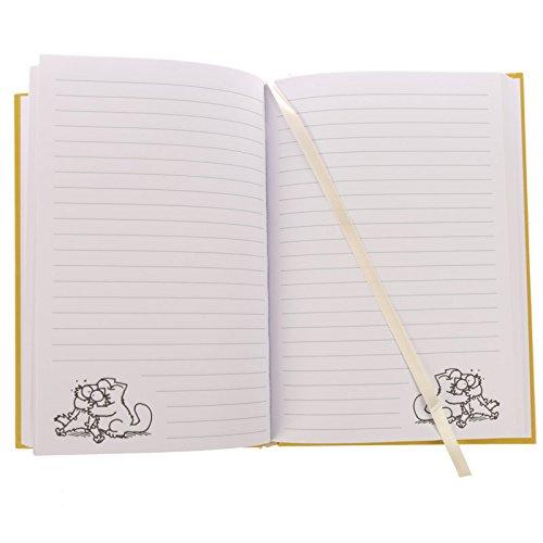 Juego de 2 cuadernos A5 de Simons Cat Hardback con texto en ingl/ésYou Had Me at Meow yYou Got to Be Kitten Me Right Now