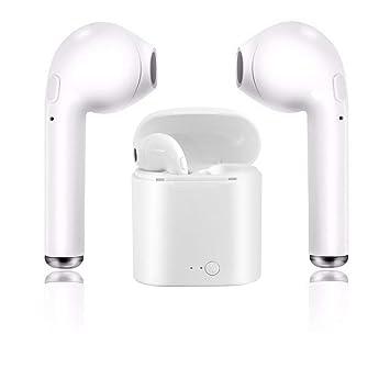 Bluetooth Auriculares, Inalámbrico Auriculares In-Ear, reducción de Ruido y Carga Caso,