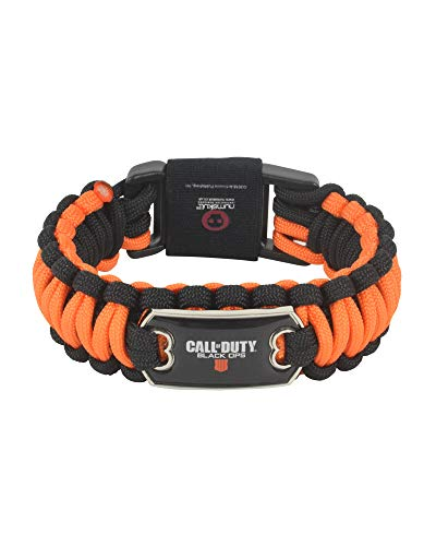 Call of Duty Official Black Ops 4 Paracord/Survival Bracelet