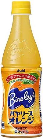 〔飲料〕 アサヒ バヤリース オレンジ 430PET  1ケース (1ケース24本入)(ペット)(430ml・500)
