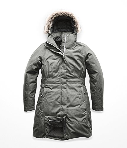 The North Face Women's Arctic Parka II TNF Medium Grey Heather Large