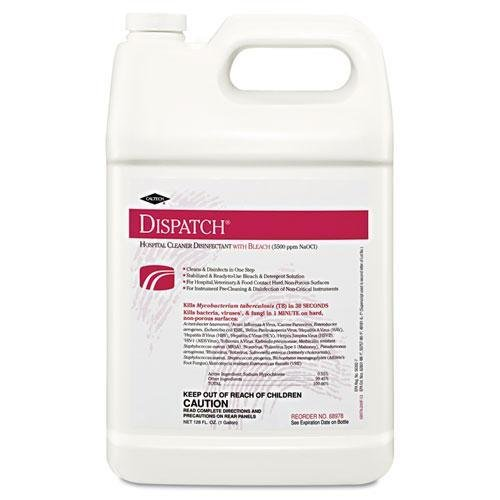 COX68978EA - Hospital Cleaner Disinfectant w/Bleach