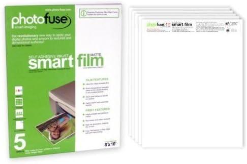 Photofuse Smart de pantalla para 20,32 cm x 25,4 cm (1 hoja): Amazon.es: Electrónica