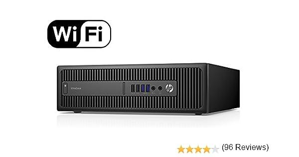 HP EliteDesk 800 G1 SFF i7-4770 3.40Ghz 16GB RAM 2TB HDD 240GB SSD ...