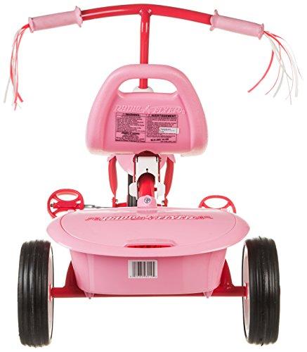 042385980195 - Radio Flyer Girls' Fold 2 Go Trike carousel main 3