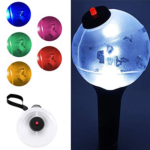 Aufind Official Kpop BTS Lightstick Ver.3 Bangtan Boys LED Light Concert Army Bomb, Color Changing by Bighit Factory (Image #3)