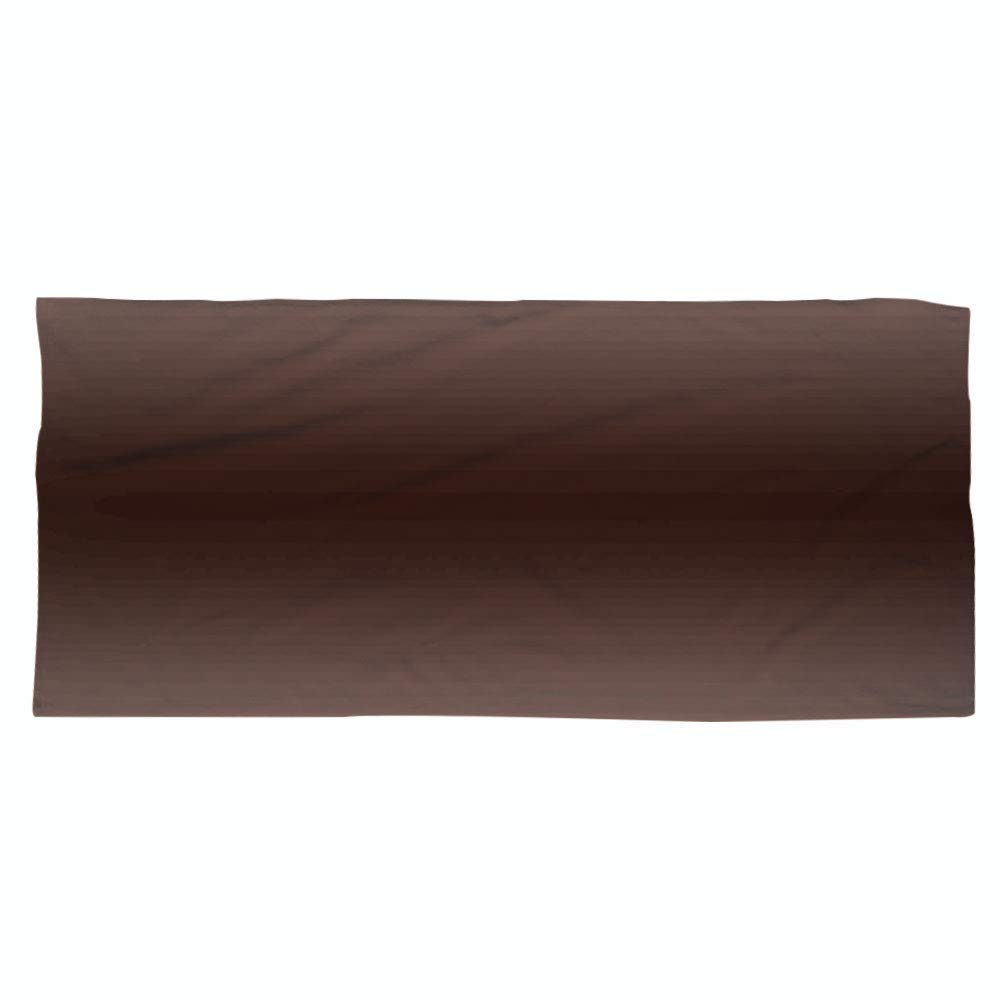 Large Cotton Microfiber Beach Towel,Ombre,Wood Kindling Tree Mud Nature Inspired Themed Dark Brown Colored Modern Image Art Print,Brown,for Kids, Teens, and Adults