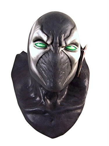Spawn Costume Origin (Image Comics Spawn the Antihero Halloween Costume Mask)