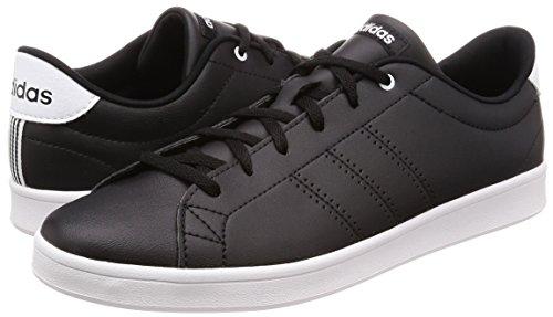 Clean Mujer Footwear Qt Adidas Advantage Black Zapatillas Core para 0 Black Negro Core White 56wXqXa