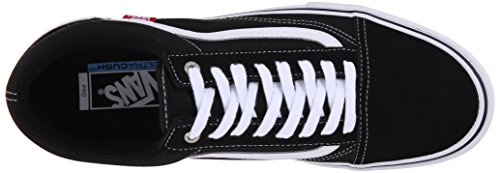 Old Vans Skool Unisex Zapatillas U Adulto blanco negro 5q4Urqw1