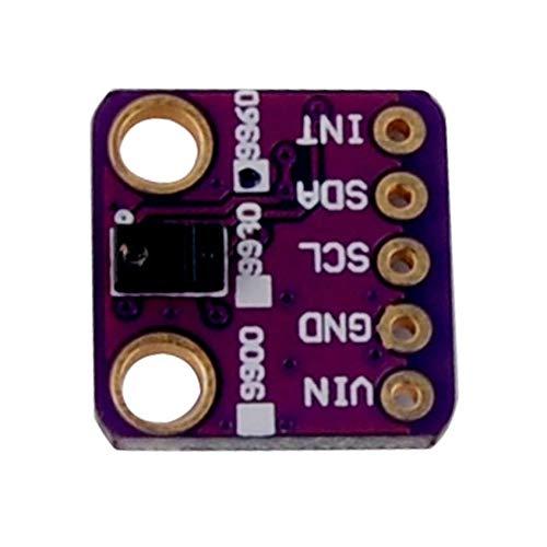 APDS-9930 Interfaz I2C GY-9930-ALS LLC actitud del módulo del sensor de proximidad y sensor de actitud módulo de resolución de 16 bits: Amazon.es: Industria ...