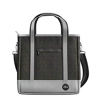 Amazon.com: Mima Zigi Sporty - Bolso cambiador, color gris: Baby