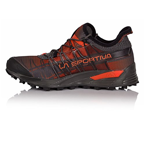 La Sportiva Mutant Chaussure Course Trial - SS18 Black mgeKt
