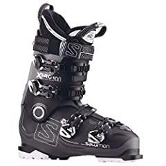 The Salomon X-Pro 100 Ski Boots deliver top performance with a completely customizable fit. Thanks to Salomon's 360 Degree Custom Shell, this heat-molded boot can cater to the unique shape of your foot. The last has the ability to grow up to ...