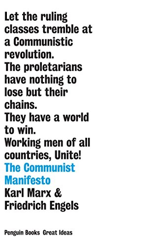 The Communist Manifesto (Penguin Great Ideas)