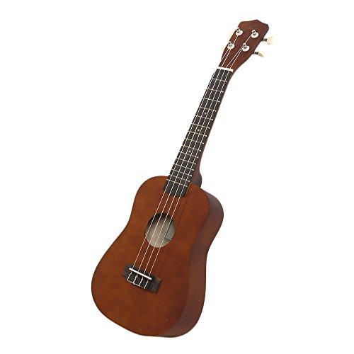 Lovinland 23'' Concert Ukulele for Beginner Kids Guitar Toys Rosewood Fingerboard with Bag by Lovinland (Image #6)