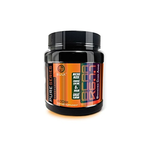 Bulk BCAAs 6:1:1 400 gr Limon dulce: Amazon.es: Salud y ...