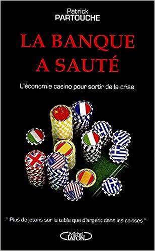 bébé qualité incroyable site réputé Amazon.fr - BANQUE A SAUTE ! - PATRICK PARTOUCHE - Livres
