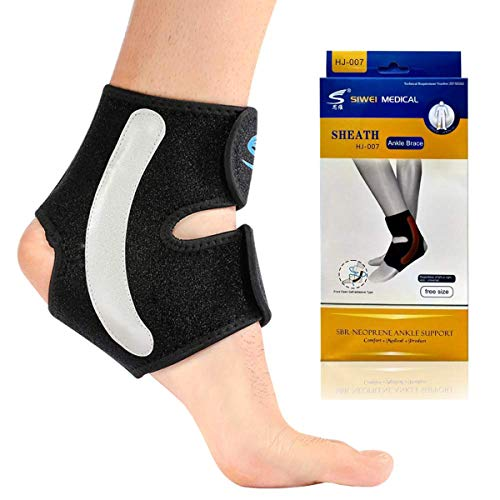 Ankle Brace Support - Ankle Braces for Sprained Ankle Foot Brace Ankle Wrap Support for Women and Men
