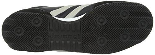 Hummel Stadion L - Zapatillas de material sintético para mujer negro - Noir (Black)