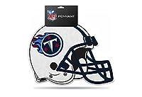 NFL Titans Die Cut Helmet with Header