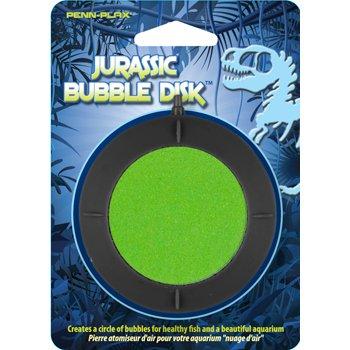 - Penn Plax JSBD1 Jurassic Skeleton Bubble Disk44; Green